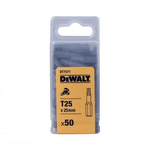 DeWalt DT7259 Šroubovací nástavec pro šrouby Torx® - délka 25 mm