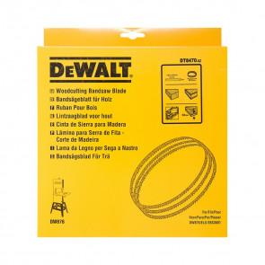 DeWalt DT8472 Dřevo - podélné a příčné řezy
