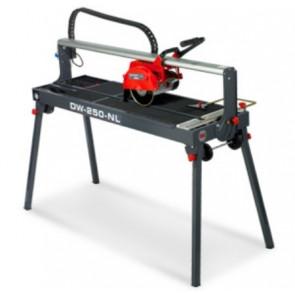 RUBI DIAMANT DW-250-NL stolová portálová píla dĺžka rezu 100 cm / kotúč 250 mm