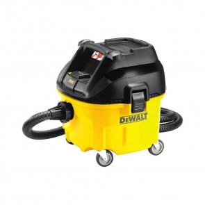 DeWalt DWV901L Vybavený vysavač 30 l - třída L