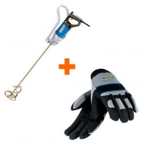 Narex EGM 10-E3 + 3 ks rukavice XL ZADARMO