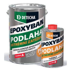 Detecha EPOXYBAN 2,5Kg slonová kost Ral 1015