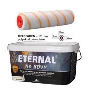AUSTIS ETERNAL na kovy 5 kg kovářská tmavě šedá 454 (antracit)