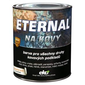 AUSTIS ETERNAL na kovy 0,7 kg kovářská černá 460