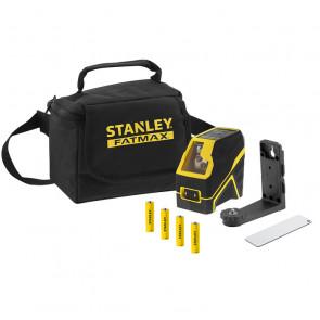 Stanley FatMax FMHT77586-1 křížový laser, zelený paprsek