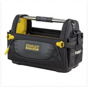 STANLEY FMST1-80146 přepravka QUICK ACCESS otevřená, 50*30*36cm, rozevíratelné bořní přihrádky