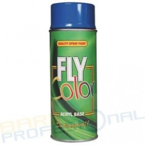 FlyColor Akrylátový sprej RAL 1023 - 400ml Motip akrylátová base