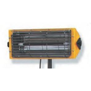 HALL 1500 elektrické infračervené vykurovacie teleso