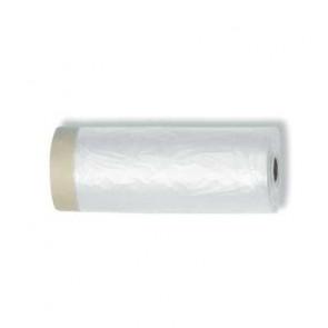 Krycia fólia s papierovou lepiacou páskou 210cm