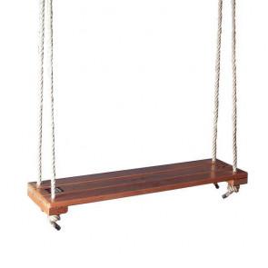Dřevěné houpací prkno