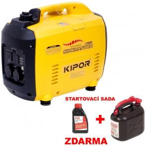 IG2600 elektrocentrála 2600 W KIPOR