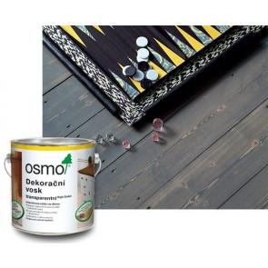 OSMO Dekorační vosk transparentní 3111 0,375 l bílá