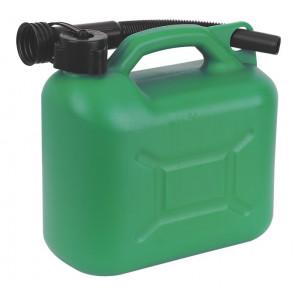 Kanister na palivo 5 lt bezolovnaté