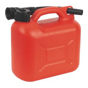 Kanister na palivo 5 lt olovnaté