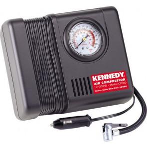 Kompresor pre hustenie pneumatík 12 V / Minikompresor / Manometer