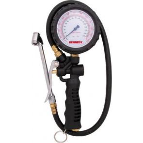 Koncovka pre hustenie pneumatík z vonkajšieho zdroja vzduchu