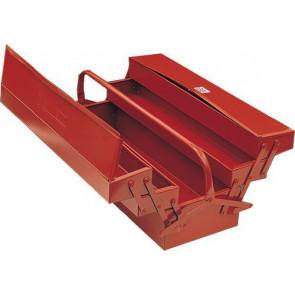 Kovový kufor na náradie 430 mm