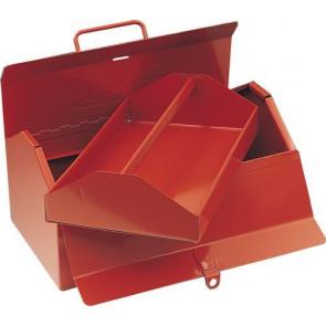 Kovový kufr na nářadí rozkládací 355 mm