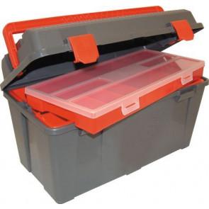 Plastový kufrík na náradie s organizérom 480 x 240 x 260 mm