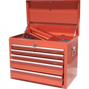 Box na náradie prenosný s 5 extra hlbokými zásuvkami 660 x 405 x 520 mm