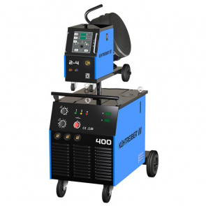 KÜHTREIBER KIT 400 WS Processor 4 kladka svařovací invertor