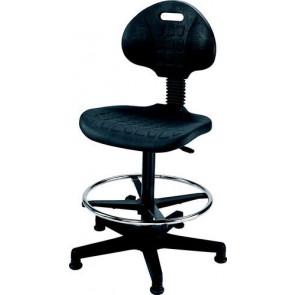 Židle dílenská PU