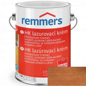 REMMERS HK lazurovací krém MAHAGON 0,75L