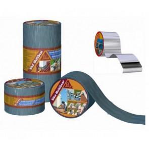 Sika MultiSeal ® 10cm/3m samolepiaca bitúmenová páska vystužená hliníkovou fóliou