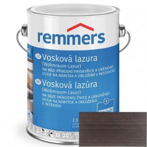 REMMERS VOSKOVÁ LAZURA MOKA 2,5L