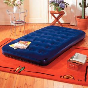 Nafukovací postel Komfort modrá