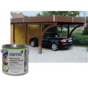 OSMO Ochranná olejová lazura 702 2,5 l modřín