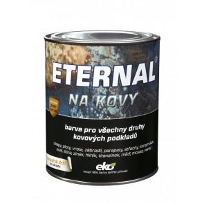 AUSTIS ETERNAL na kovy 0,7 kg bílá 401