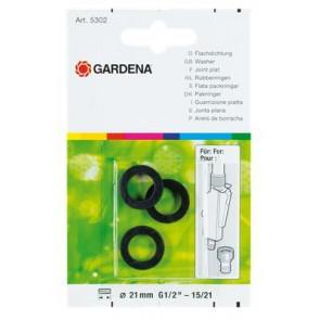 Gardena 5302-20 ploché tesnenie 3ks