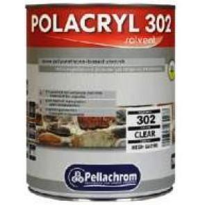 Polacryl 302 (PU-302) 0,75L transparentní - polyuretanový lak na kamenné povrchy