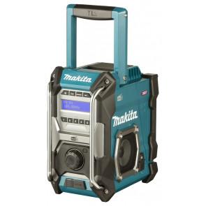 Makita MR004G Aku rádio DAB s Bluetooth, Li-ion CXT, LXT, XGT,12V-40V Z