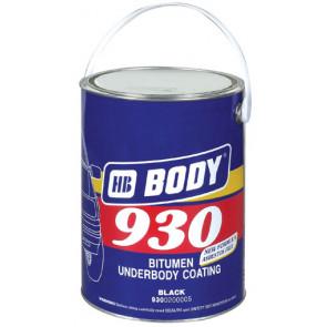 BODY 930 2,5kg černá