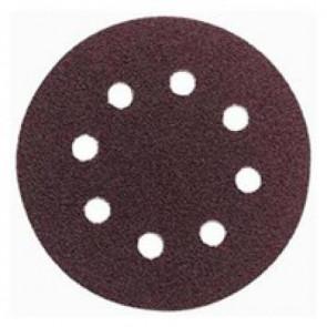 Brusný disk - pr. 125 zr. 40 pro FROS-450, WU652 suchý zip (8 děr)