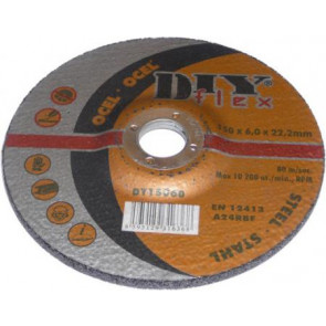 DY 11565 (115x6,0) kotouč brusný na ocel (5)