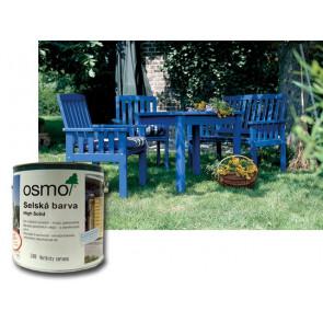OSMO Selská barva 2506 25 l královská modř
