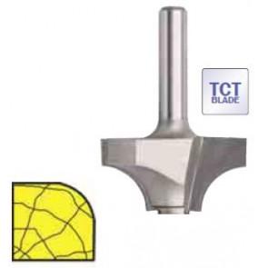 Fréza radiusová truhlářská s ložiskem 22,0 x 13,5 x 6,3mm