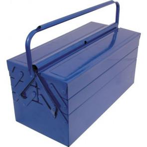 Plechový kufor na náradie 430 mm