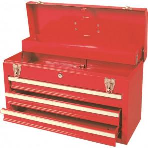 Box na nářadí ekonomický se 3 zásuvkami 520 x 218 x 304 mm