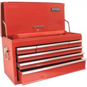 Box na nářadí ekonomický se 6 zásuvkami 670 x 320 x 390 mm