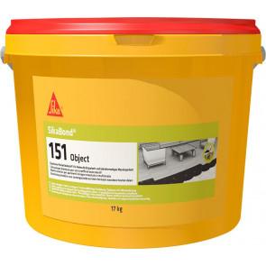 SikaBond-151 Object lepidlo pro vícevrstvé dřevěné podlahy a parkety 17kg