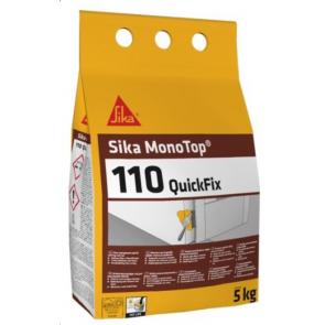 Sika MonoTop-110 QuickFix malta pro kotvení a rychlé opravy 5kg