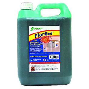 Čistič gelový na podlahu 5 litrů