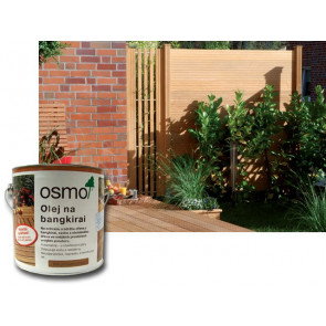 OSMO Speciální oleje na dřevo 007 0,375 l Olej na týk bezbarvý