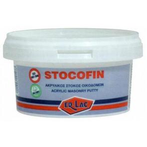 Stocofin 800g bílý - stavební akrylátový tmel pro vnitřní a vnější použití