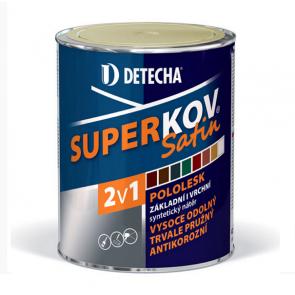 DETECHA SUPERKOV Satin 20kg hnědý Ral 8017