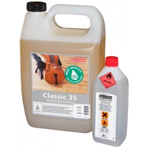 Synteko CLASSIC 35 - rychletuhnoucí dvousložkový lak  16,5 L